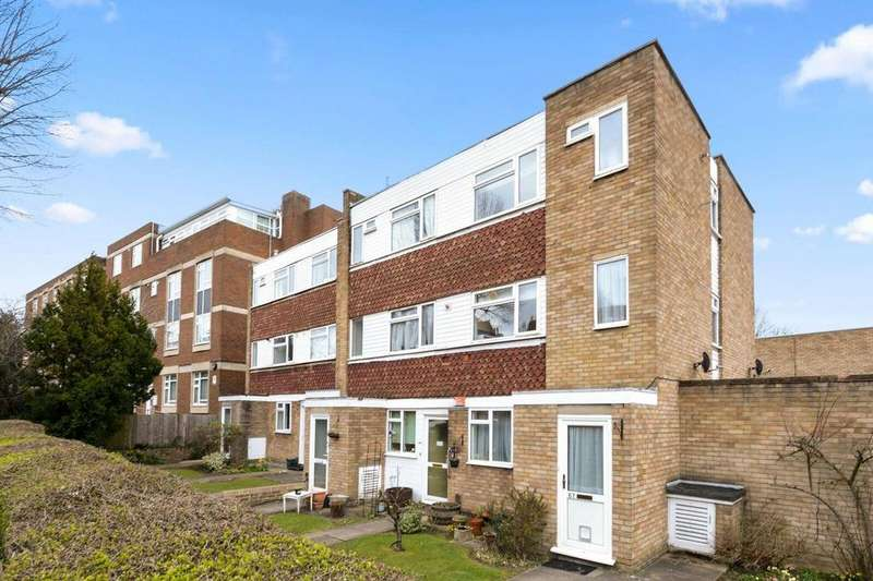 2 Bedrooms Maisonette Flat for sale in The Firs, Eaton Rise, W5
