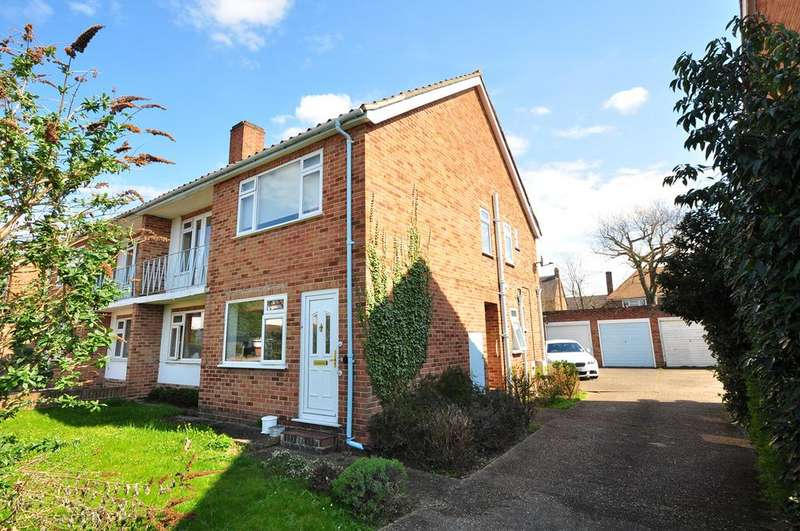 2 Bedrooms Maisonette Flat for sale in Belmont Crescent, Maidenhead