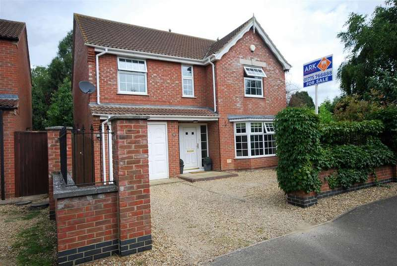 5 Bedrooms Detached House for sale in Wygate Road, Spalding