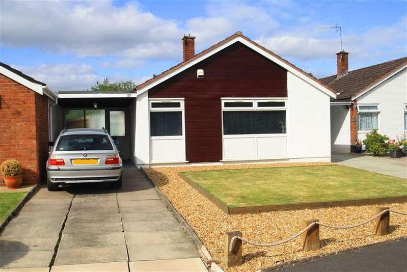 2 Bedrooms Bungalow for sale in Hallwood Road, Handforth