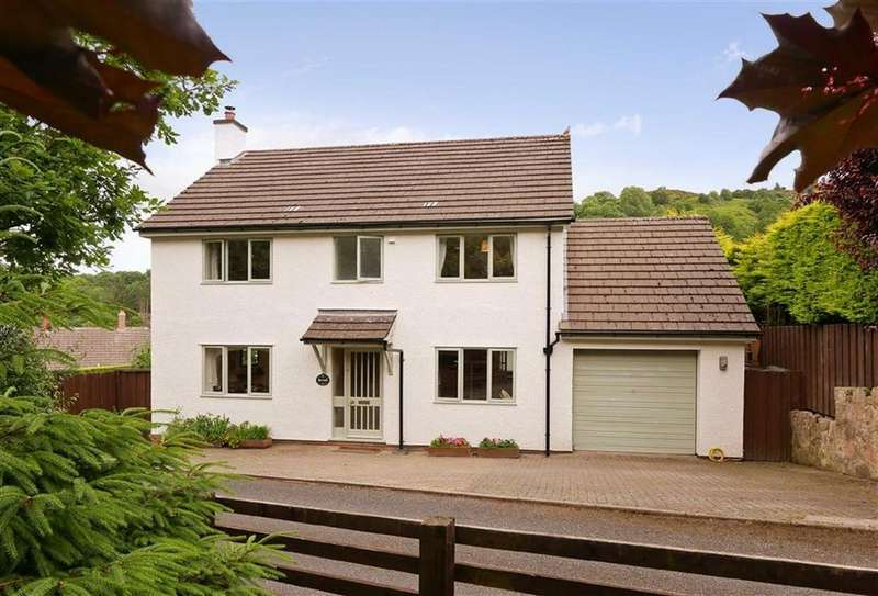 4 Bedrooms Detached House for sale in Llanfar Y Nant, Glyn Ceiriog, Llangollen, LL20