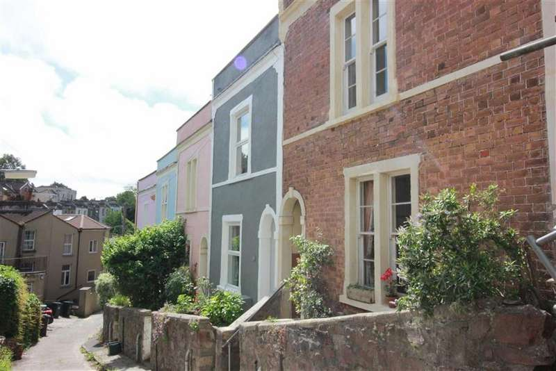 2 Bedrooms Terraced House for sale in Gorse Lane, Clifton, Bristol