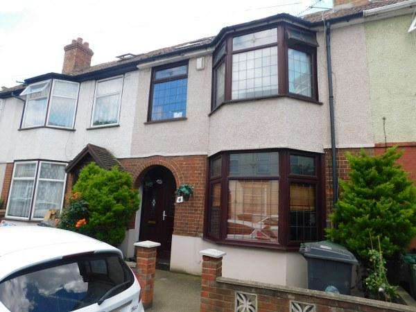 4 Bedrooms Terraced House for sale in ALPHA ROAD
