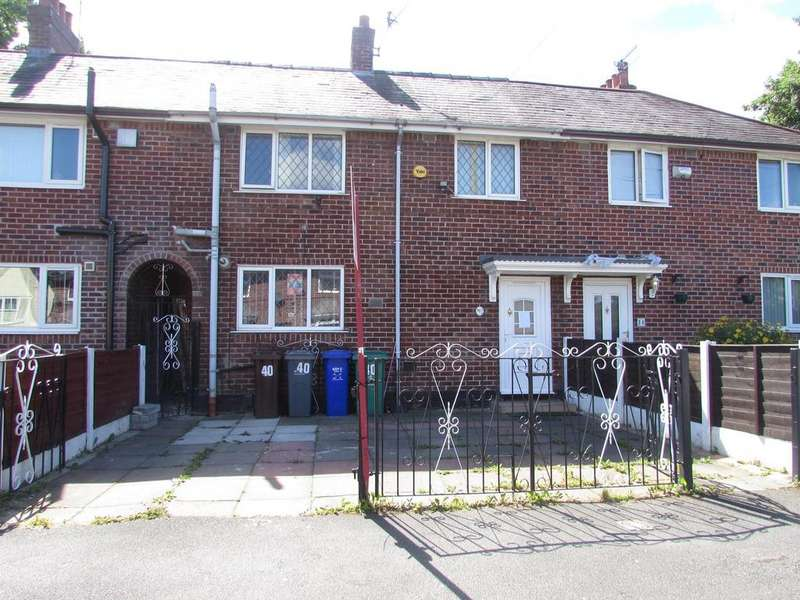 4 Bedrooms Terraced House for sale in Nuffield Road, Crossacres, Manchester, M22