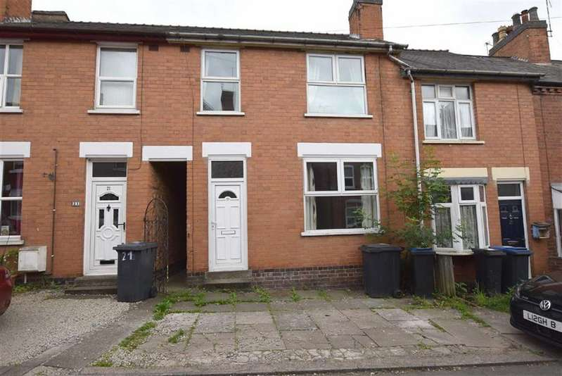 3 Bedrooms Terraced House for sale in Gopsall Road, Hinckley, Leicestershire