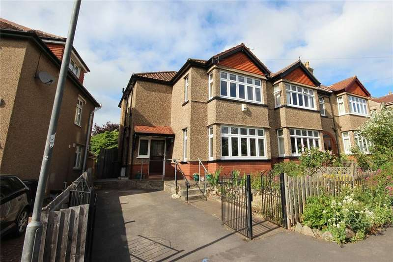 3 Bedrooms End Of Terrace House for sale in Kings Avenue, Bishopston, Bristol, BS7