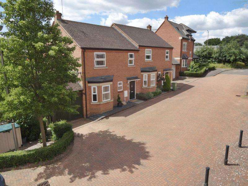 3 Bedrooms Semi Detached House for sale in Phelps Road, Bletchley