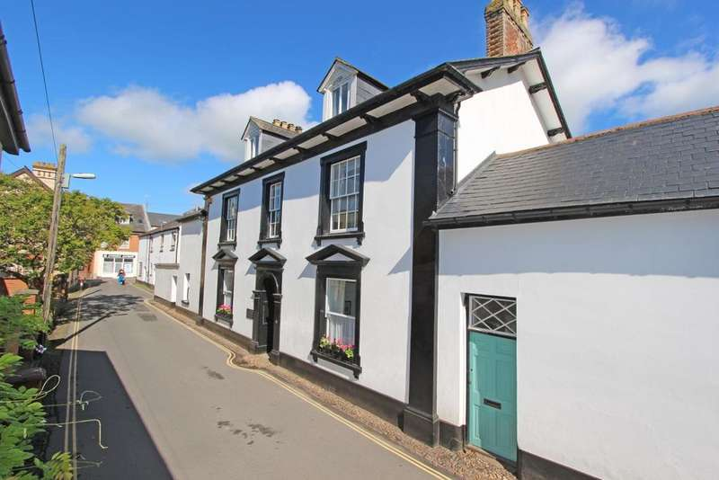 6 Bedrooms Detached House for sale in Church Street, Cullompton, EX15
