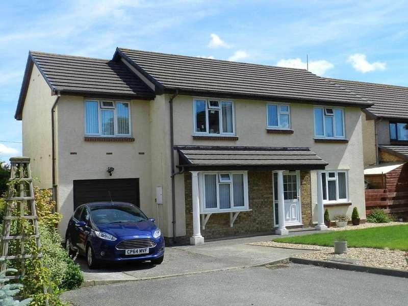4 Bedrooms Detached House for sale in Heritage Park, Haverfordwest, Pembrokeshire