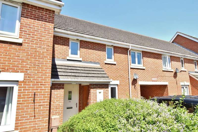 3 Bedrooms End Of Terrace House for sale in Little Hackets, Leigh Park