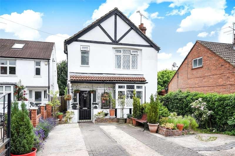 4 Bedrooms Detached House for sale in St. Michaels Road, Tilehurst, Reading, Berkshire, RG30