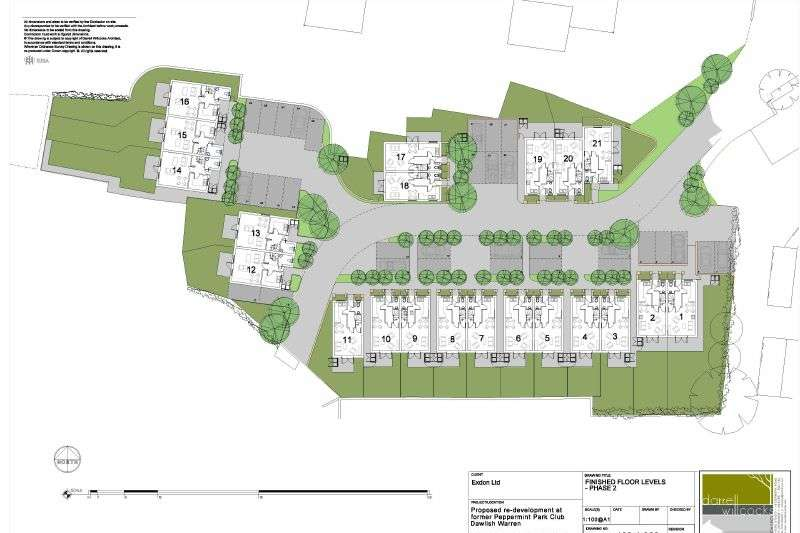 Land Commercial for sale in Dawlish Warren