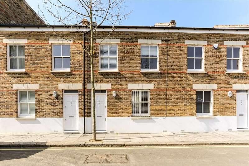 3 Bedrooms Terraced House for sale in Banim Street, London, W6