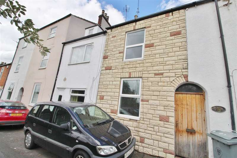 2 Bedrooms Terraced House for sale in Queen Street, Grantham