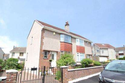 2 Bedrooms Semi Detached House for sale in Sandhaven Road, Glasgow