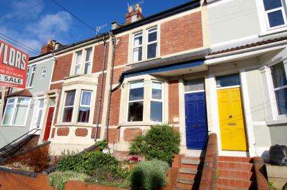 3 Bedrooms Terraced House for sale in Mendip Road, Windmill Hill, Bristol