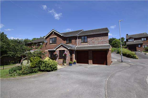 5 Bedrooms Detached House for sale in Harolds Way, BRISTOL, BS15 8HW