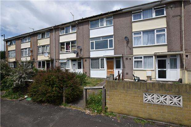 4 Bedrooms Terraced House for sale in Hathway Walk, Bristol, BS5 0UY
