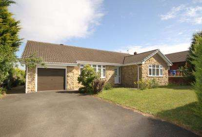 3 Bedrooms Bungalow for sale in Ashton Close, Chesterfield, Derbyshire