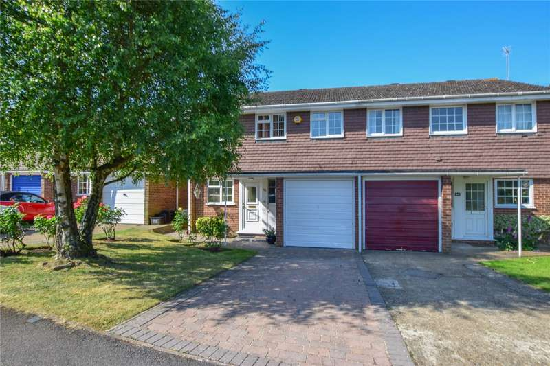 4 Bedrooms Semi Detached House for sale in Bathurst Road, Winnersh, Wokingham, Berkshire, RG41
