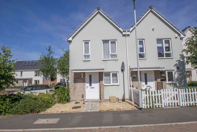 2 Bedrooms House for sale in North Prospect, Plymouth