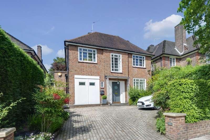 5 Bedrooms Detached House for sale in Lyttelton Road, London