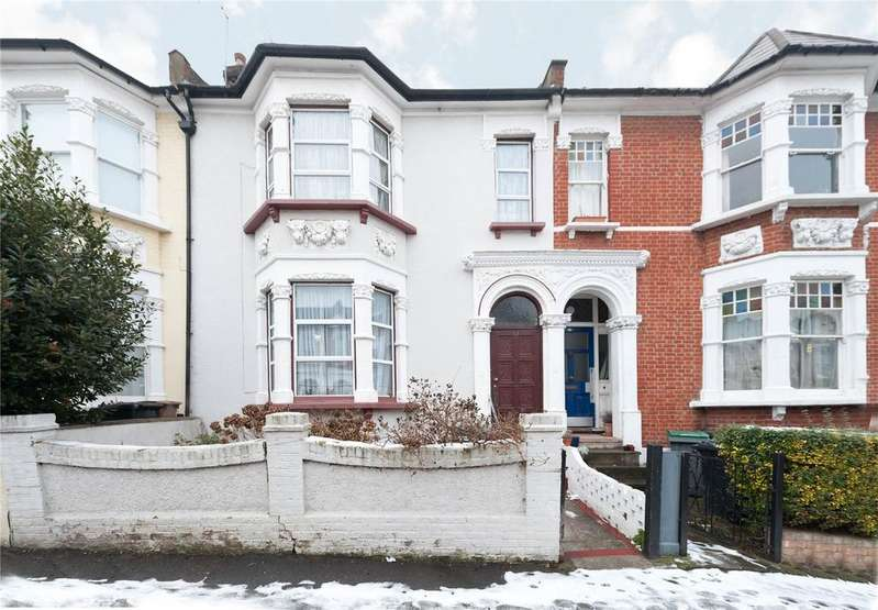 4 Bedrooms Terraced House for sale in Cavendish Road, Harringay, London, N4