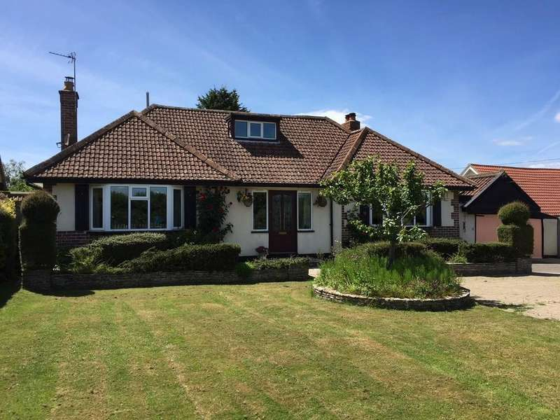 4 Bedrooms Detached Bungalow for sale in Spacious Banwell bungalow