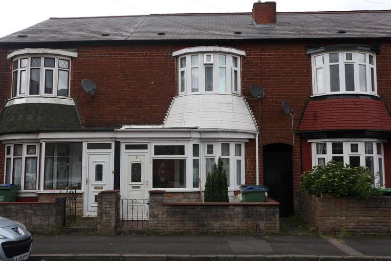 3 Bedrooms Terraced House for sale in Talbot Road, Smethick B66