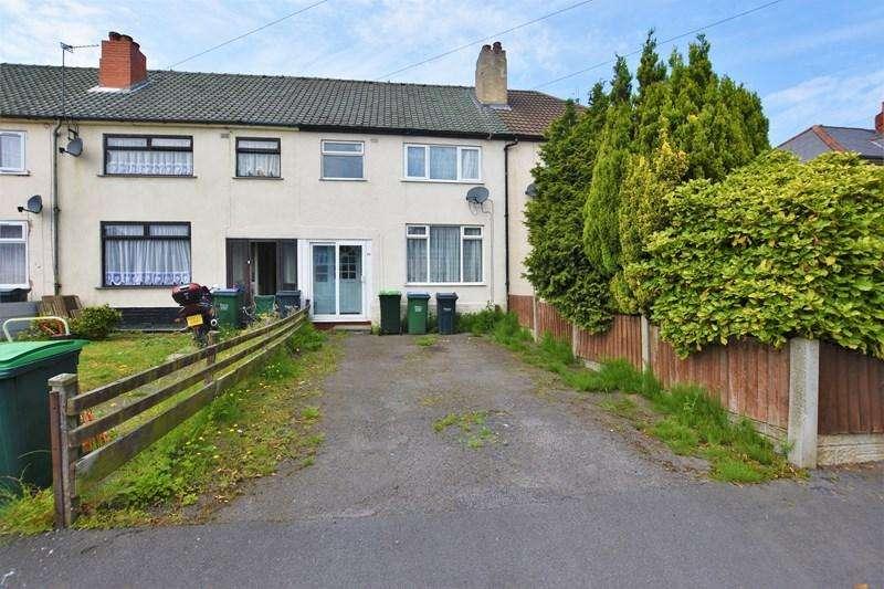 3 Bedrooms Terraced House for sale in Highbury Avenue, Rowley Regis