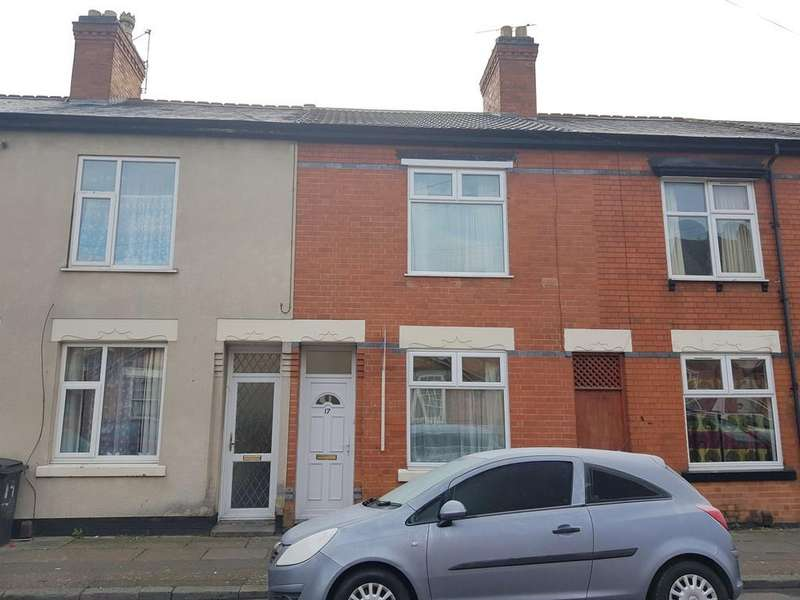 3 Bedrooms Town House for sale in Linton Street, Evington, Leicester, LE5