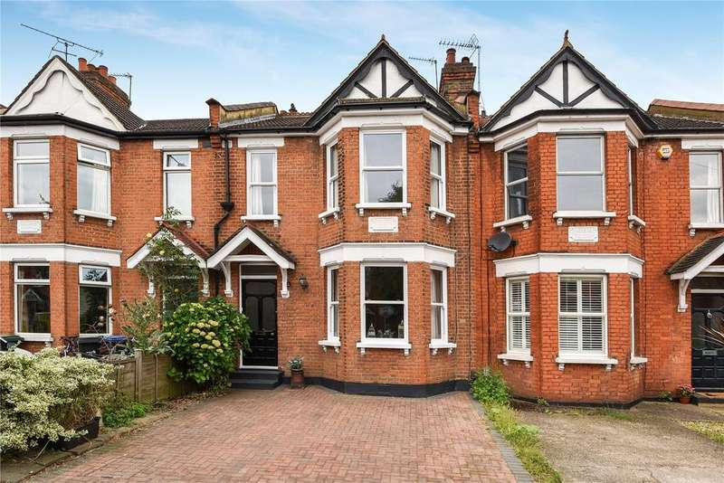 3 Bedrooms Terraced House for sale in Hoppers Road, Winchmore Hill, London, N21