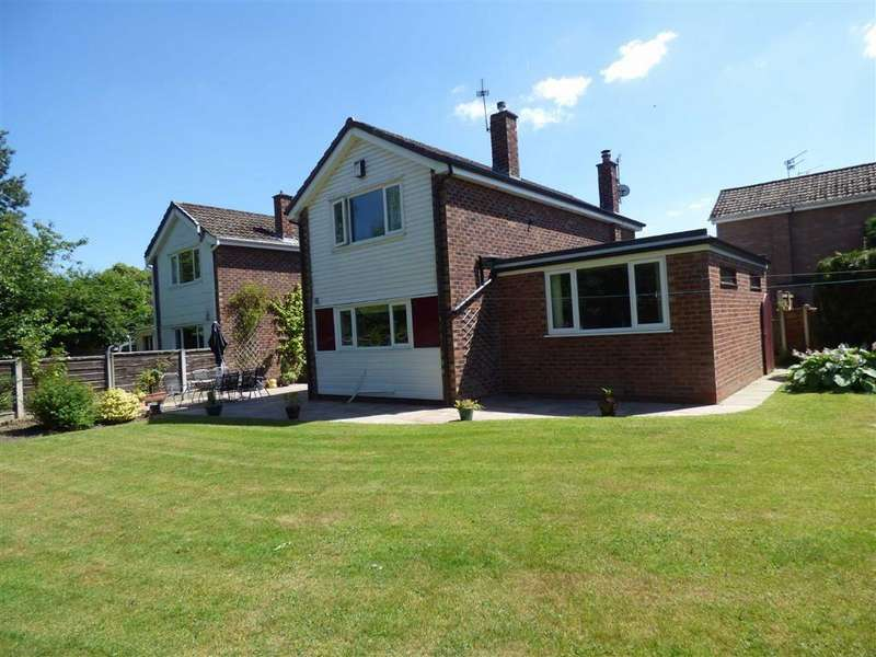 3 Bedrooms Detached House for sale in Mereside Close, Cheadle Hulme, Cheshire