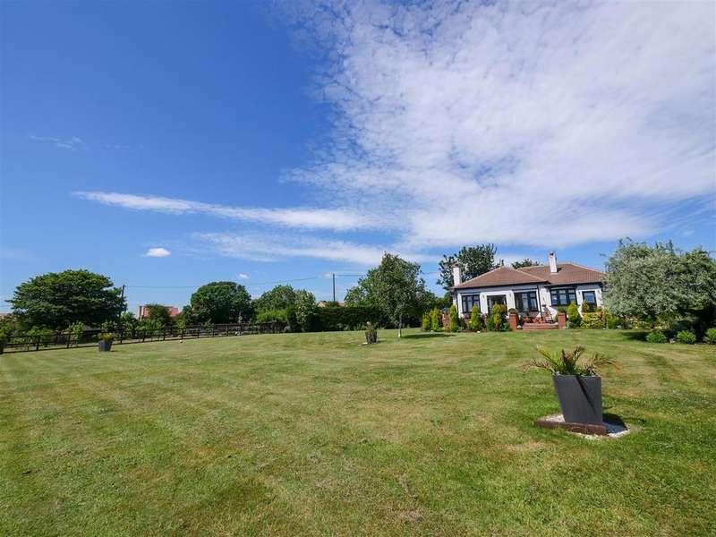 6 Bedrooms Detached House for sale in Sunniside Lane, Cleadon Village, Sunderland