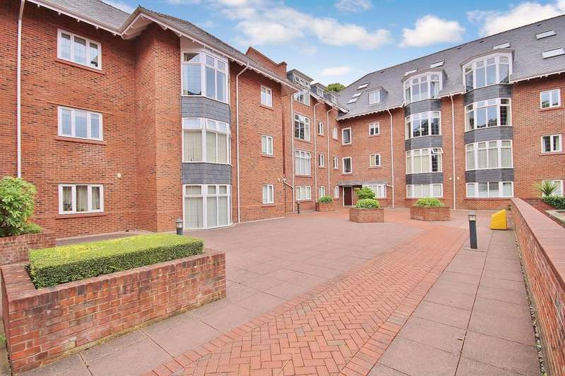 2 Bedrooms Apartment Flat for sale in Central Place, Wilmslow