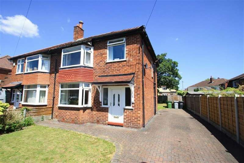 3 Bedrooms Semi Detached House for sale in Irwin Drive, Handforth, Wilmslow