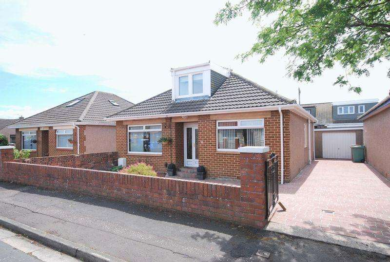 4 Bedrooms Detached Bungalow for sale in 6 Glenpark Avenue, Prestwick, KA9 2EE