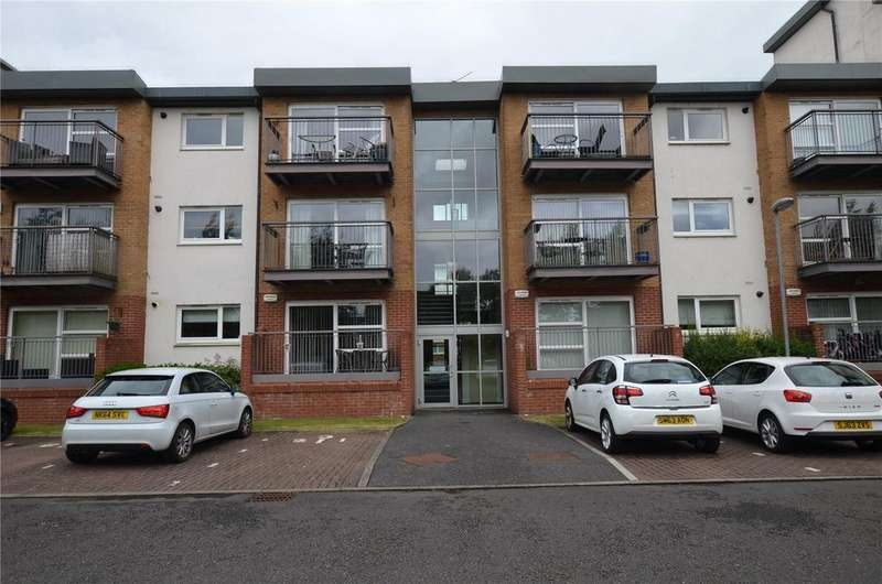 2 Bedrooms Flat for sale in Scapa Way, Stepps, Glasgow, G33