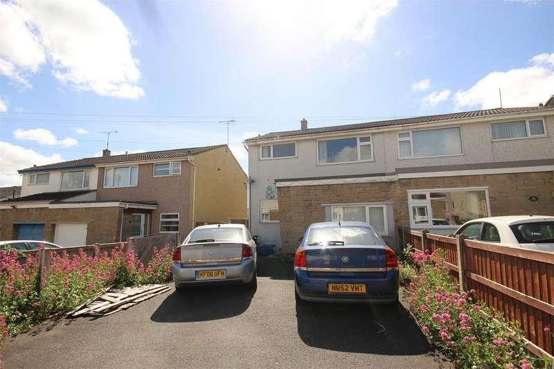3 Bedrooms Semi Detached House for sale in Overton Close, Buckley, Flintshire