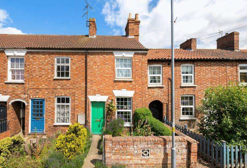 2 Bedrooms Terraced House for sale in Mareham Road, Horncastle