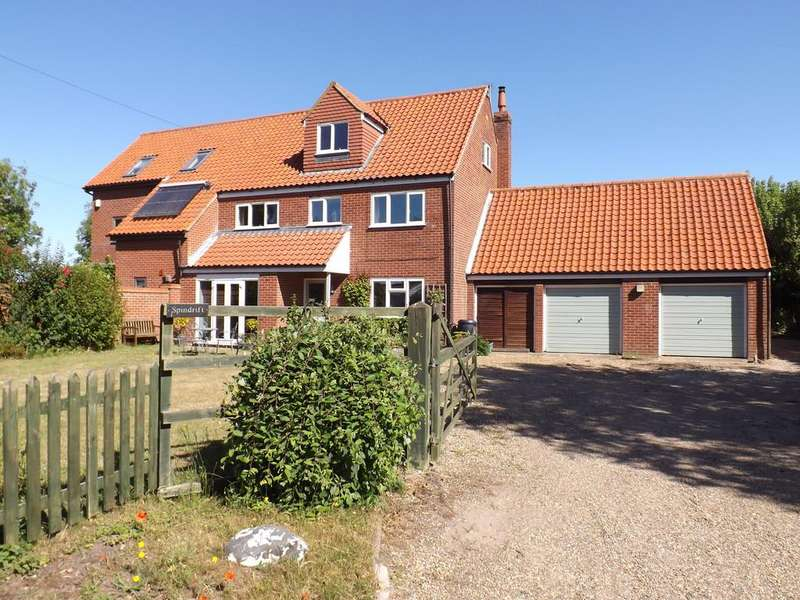 4 Bedrooms Semi Detached House for sale in Spindrift, Walberswick