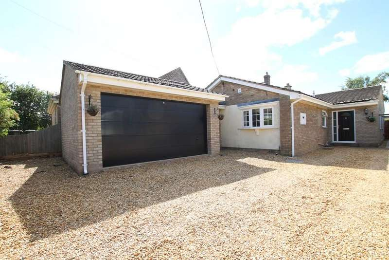 4 Bedrooms Detached Bungalow for sale in Sutton Road, Witchford
