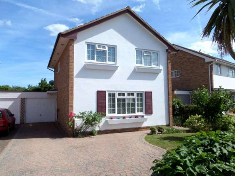 4 Bedrooms Detached House for sale in Winston Road, Exmouth
