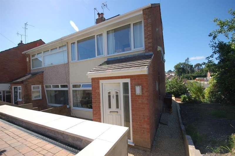 4 Bedrooms Semi Detached House for sale in Ashley, Kingswood, Bristol BS15 9UD