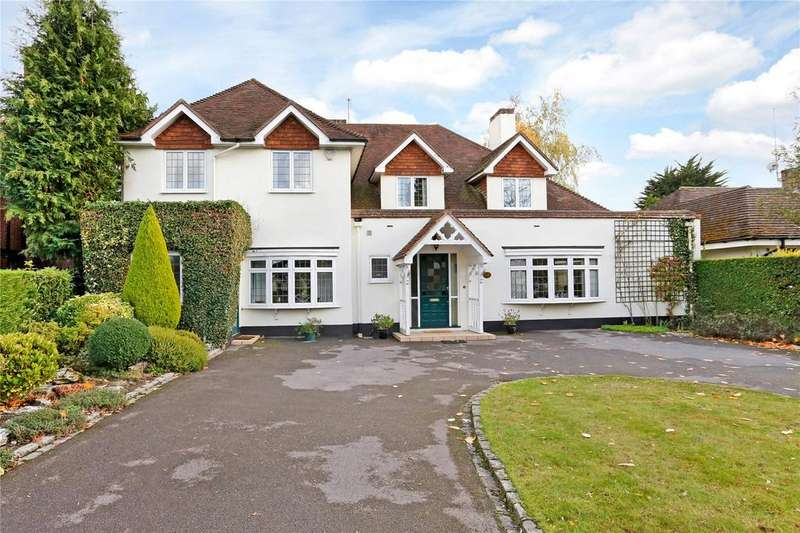 5 Bedrooms Detached House for sale in The Drive, Ickenham, Uxbridge, Middlesex, UB10