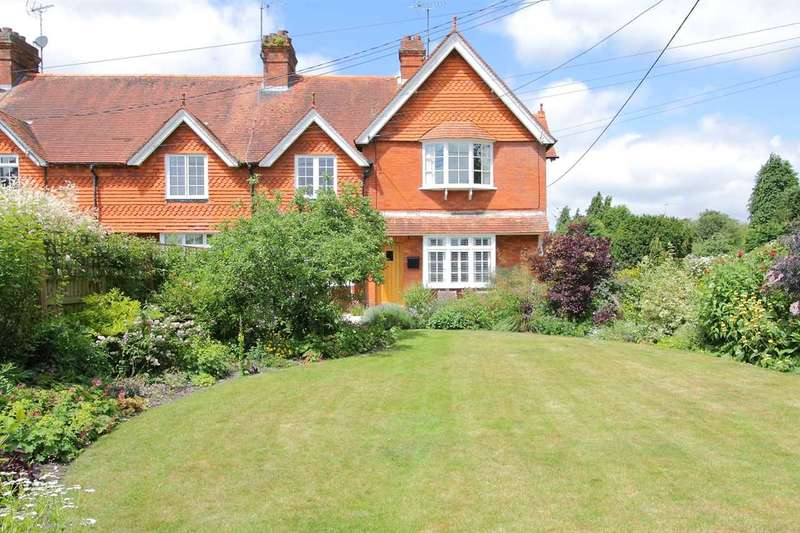 4 Bedrooms Terraced House for sale in Homefield, St. Mary Bourne, Andover