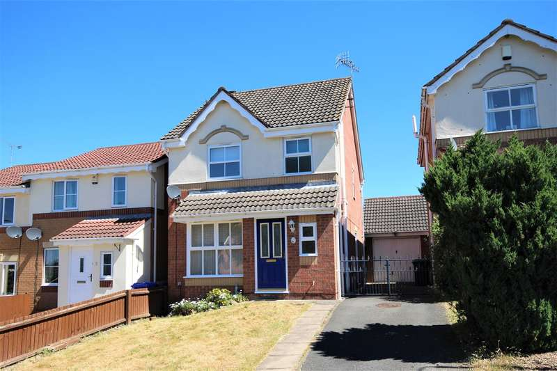 3 Bedrooms Detached House for sale in Watson Road, Shipley View
