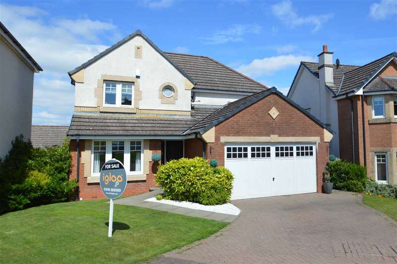 4 Bedrooms Detached House for sale in Duncansby Drive, Westcraigs, Blantyre