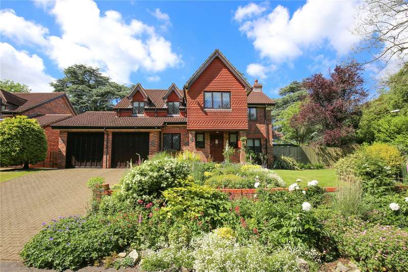 5 Bedrooms Property for sale in The Ridgeway Westbury-on-Trym Bristol BS10