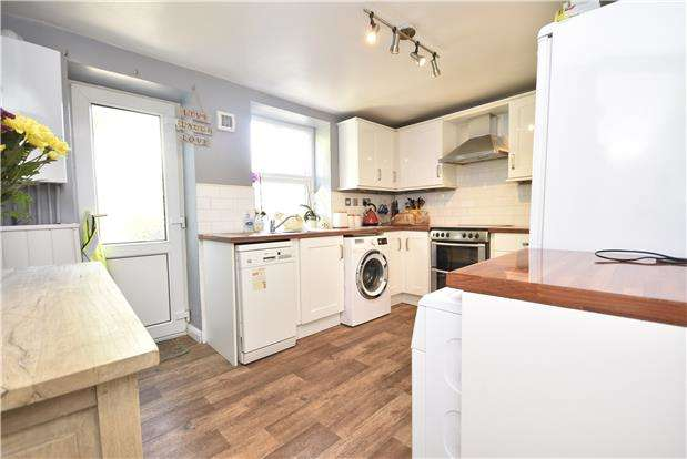 2 Bedrooms Terraced House for sale in Stanbury Road, Victoria Park, Bristol, BS3 4QG